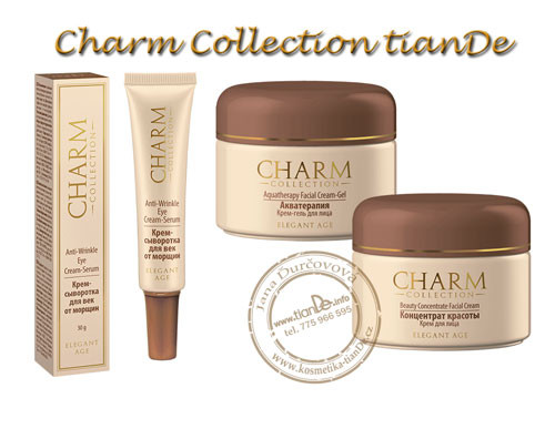 Charm Collection tianDe