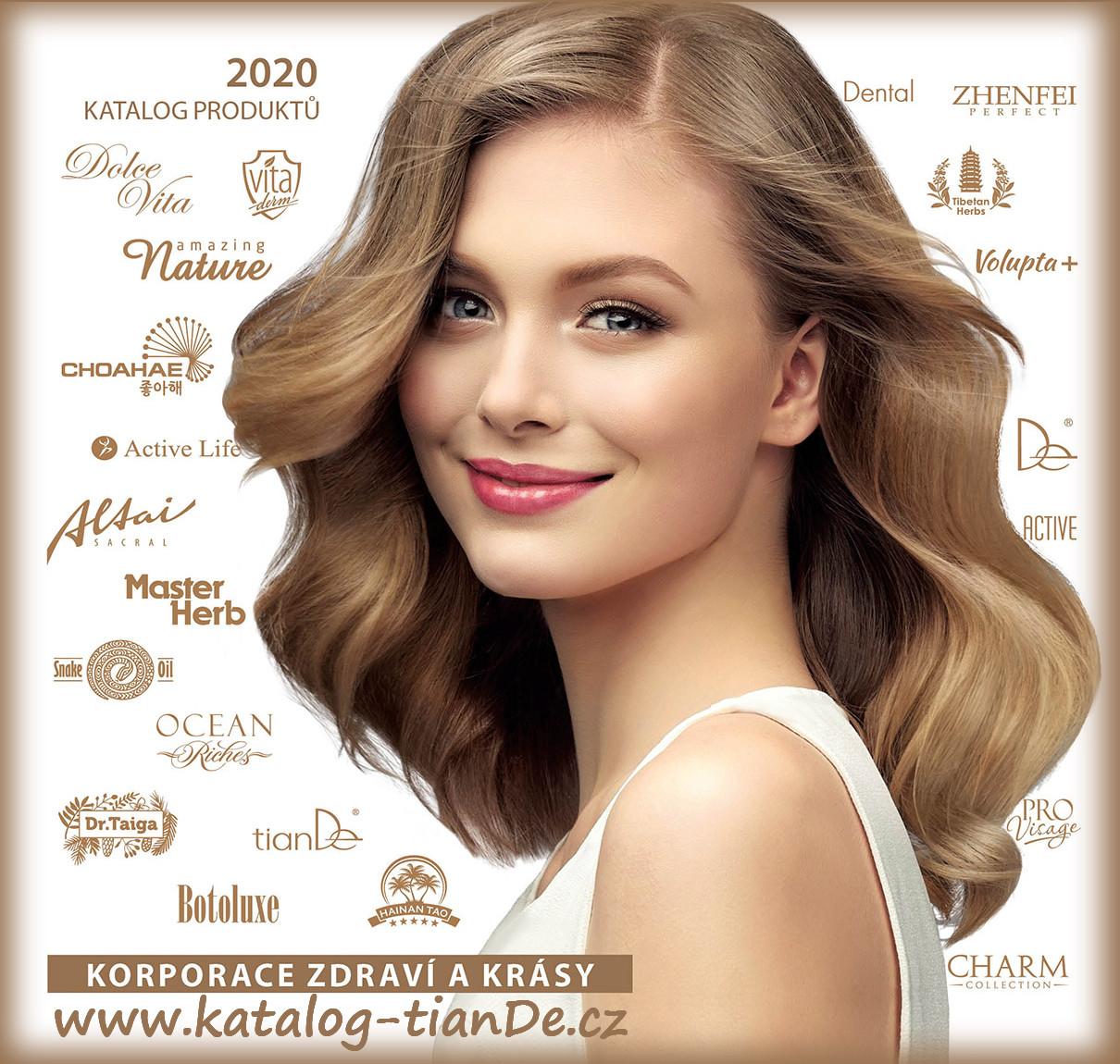 Katalog tianDe, kosmetika tianDe, tianDe katalog