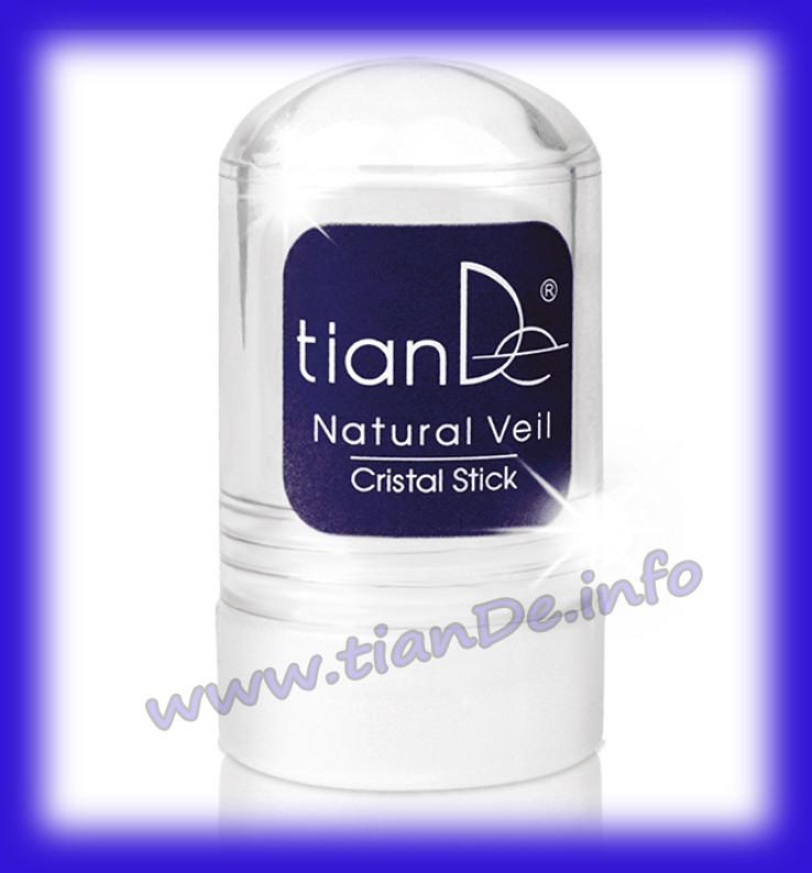 Přírodní antiperspirant Natural Veil neboli ALUNIT TianDe