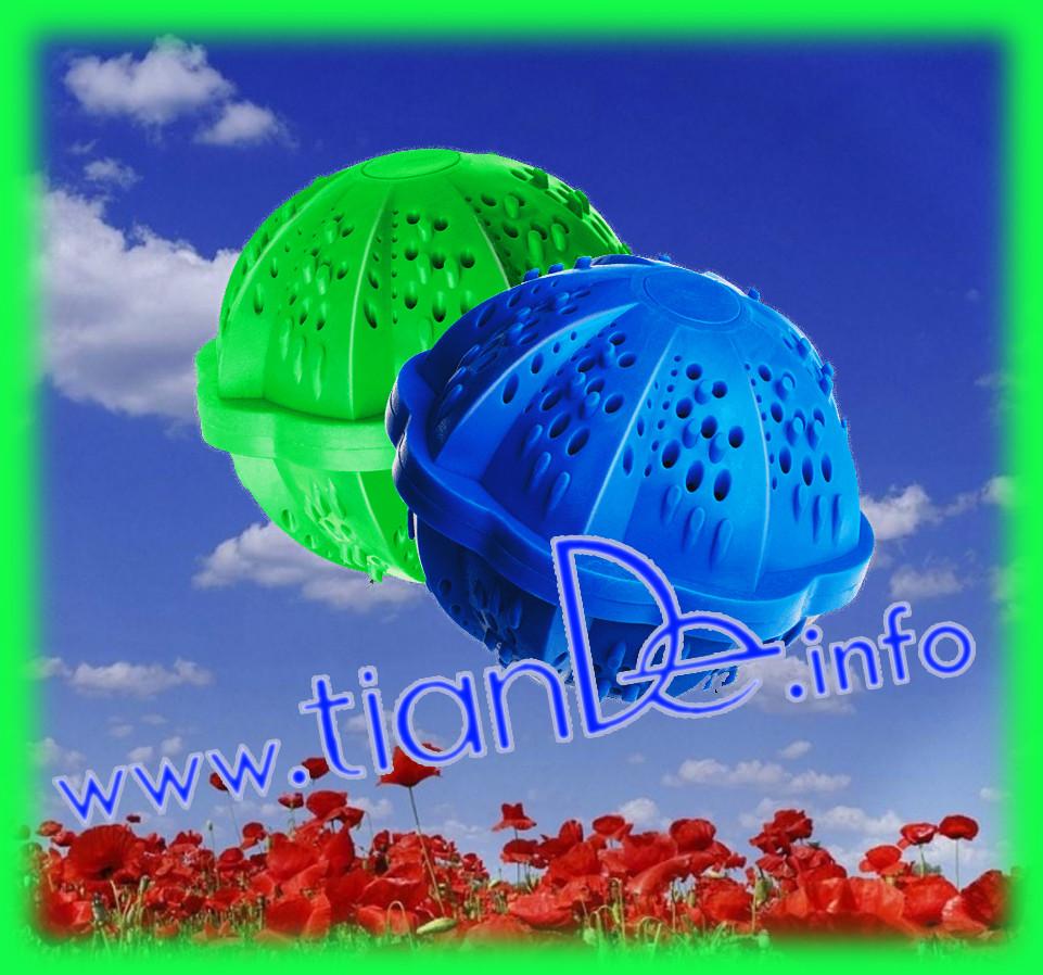 Turmalínové koule na praní TianDe