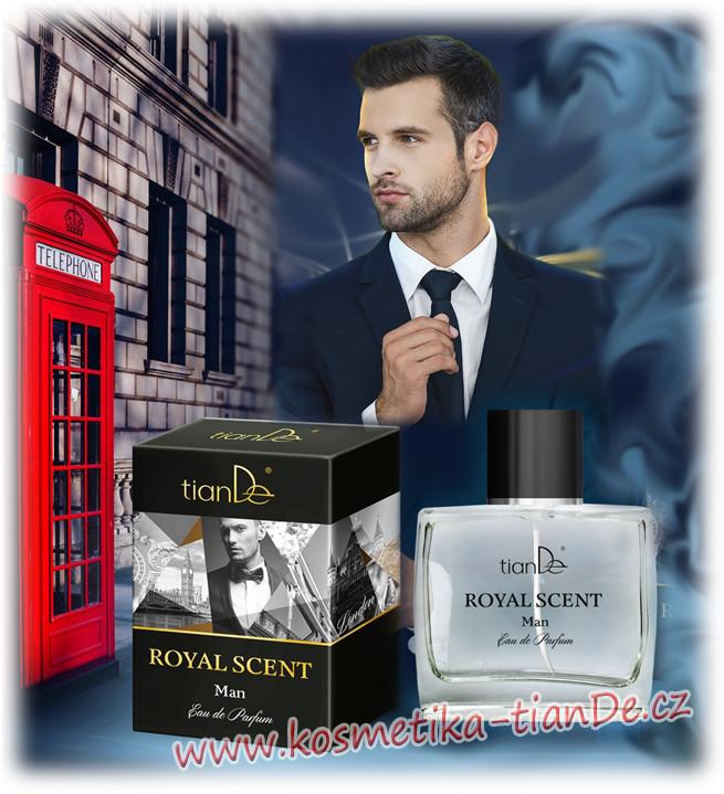 Royal Scent Man Eau de Parfum, TianDe