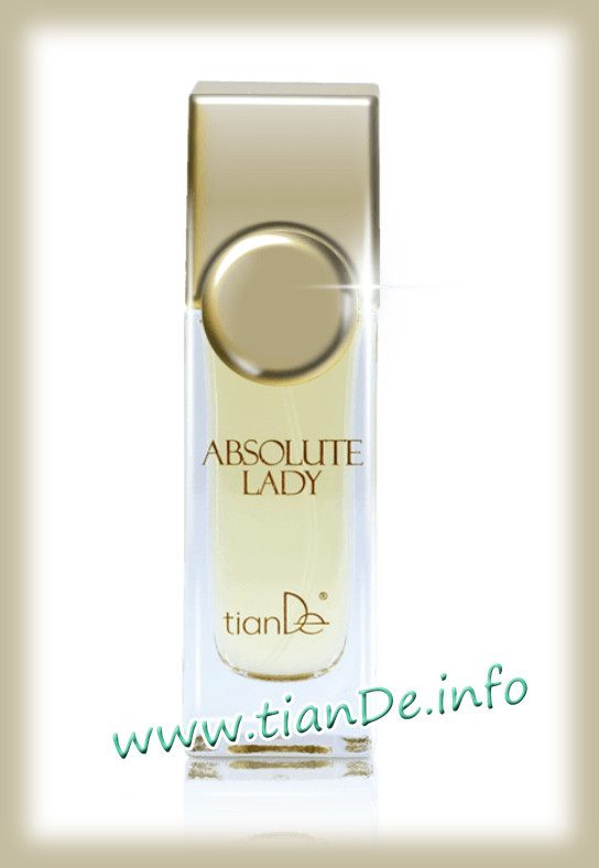Absolute Lady Eau de Toilette, TianDe