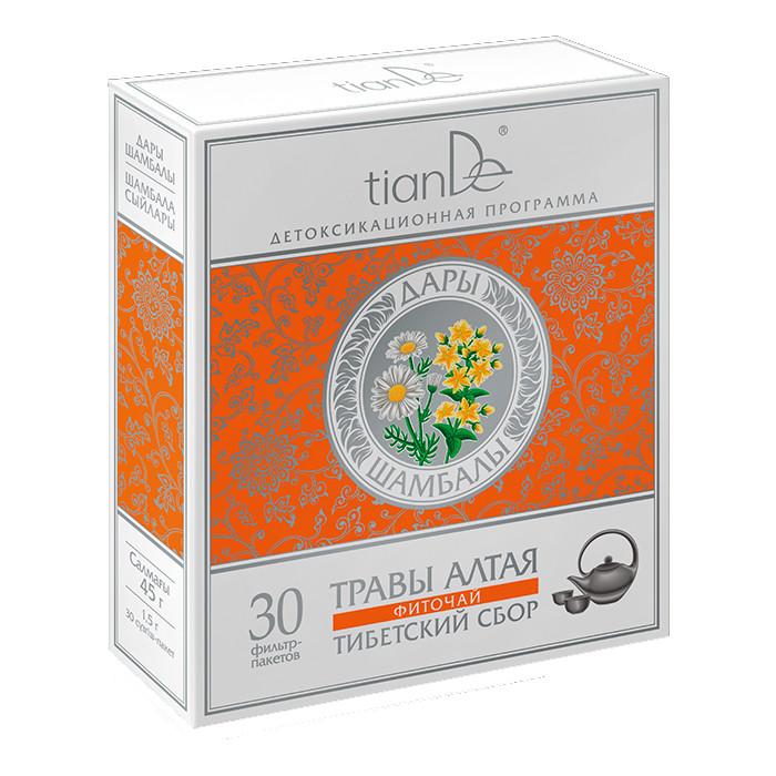 Bylinný čaj Tibetský sběr TianDe