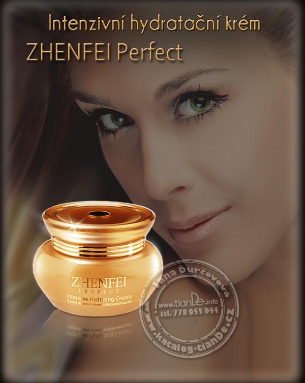 Intenzivní hydratační krém Zhenfei Perfect tianDe
