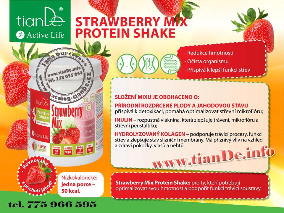 jahoda protein tiande