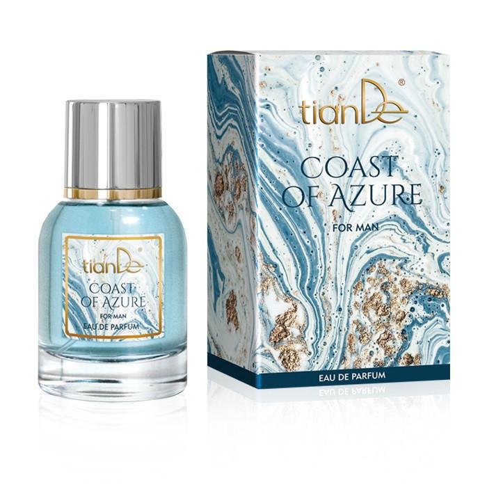 Parfémovaná voda pro muže Coast of Azure tianDe