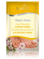 Solná koupel na nohy Čínské bylinky TianDe