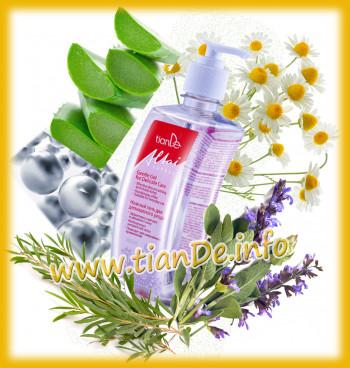 Jemný gel pro intimní péči TianDe