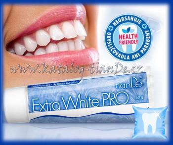 Zubní pasta - Extra White PRO TianDe