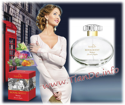Royal Scent Woman Eau de Parfum, TianDe