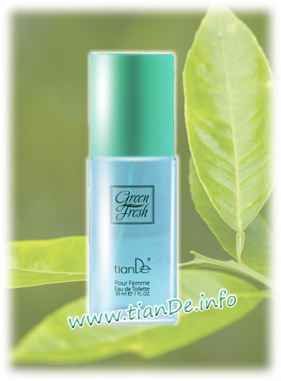 Green Fresh Eau De Toilette, TianDe