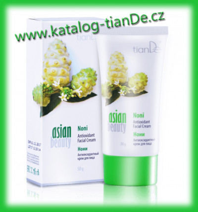 Antioxidační krém na obličej Noni TianDe Asian Beauty