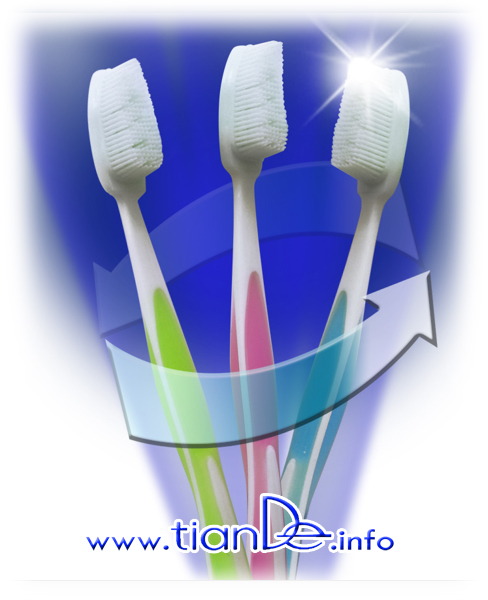 zubní kartáček tianDe